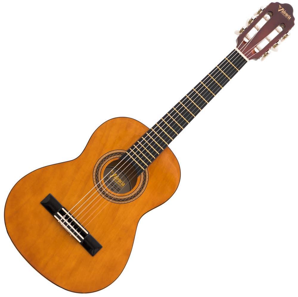 Valencia VC102 1/2 size Classical Guitar