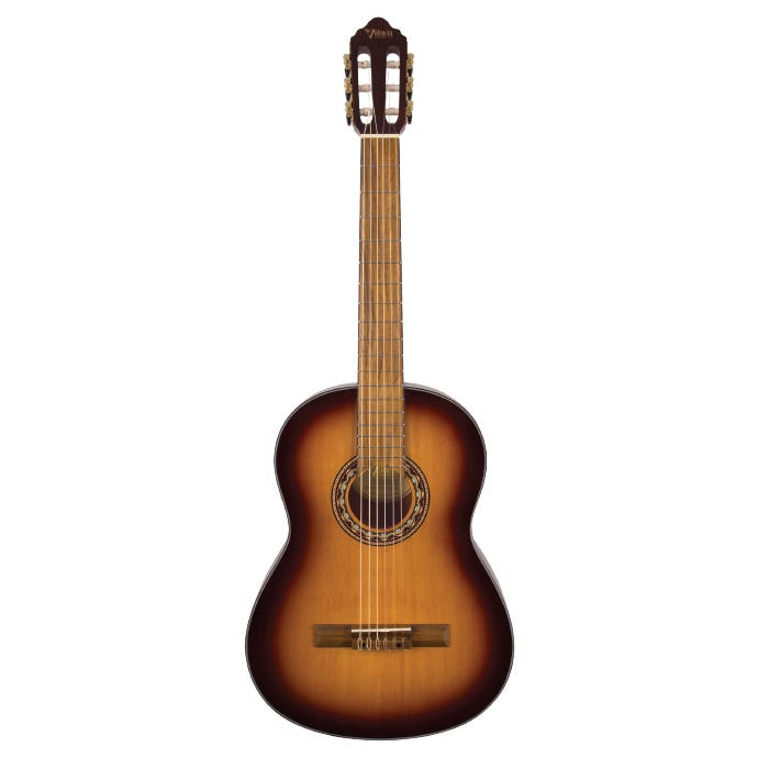 Valencia VC304ASB 4/4 Classical Guitar - Antique Sunburst