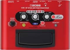 Boss VE2 Vocal Harmonist (VE-2)