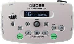 Boss VE-5 Vocal Performer - White (VE5WH)