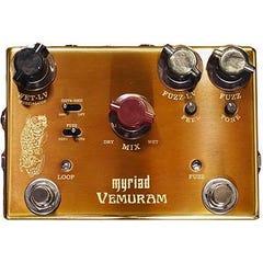 Vemuram Myriad Josh Smith Signature Fuzz Pedal w/Loop + Dry Mix Control