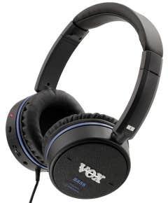 Vox VGH-BASS Bass Amplifier Headphones