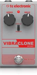 TC Electronic Vibraclone Rotary Pedal