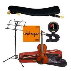 Stentor Violin Quality Startup Pack