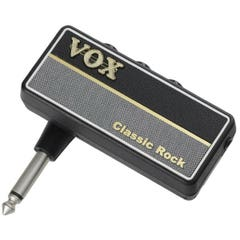 VOX amPlug 2 Classic Rock headphone guitar amplifier (AP2CR)