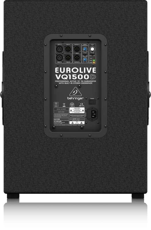 Behringer Eurolive VQ1500D Active 15