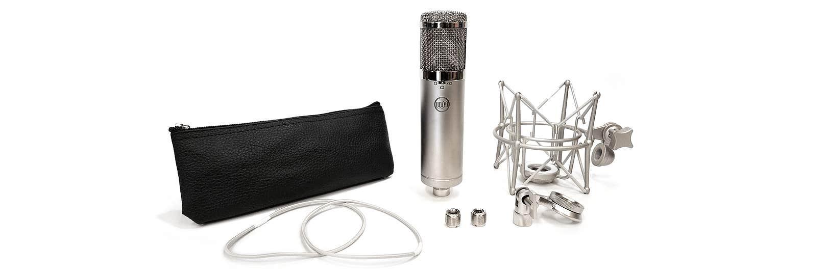 Warm Audio WA-47 Jr FET Condenser Microphone