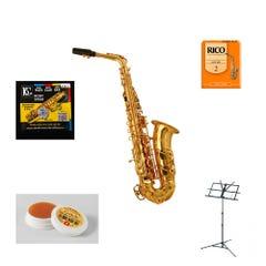Wisemann Alto Saxophone Start Up Package