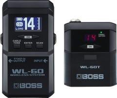 Boss WL60 Wireless Instrument System