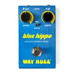 Way Huge Smalls Blue Hippo Analog Chorus Pedal