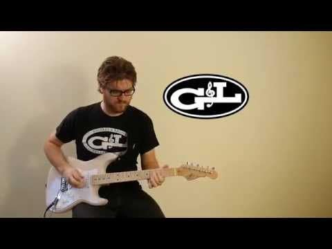 G&L Tribute Series Legacy Electric Guitar - Olympic White (Limited Edition)