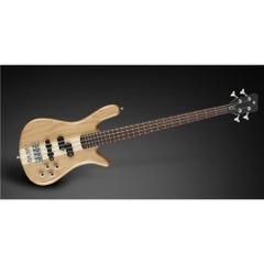 Warwick Rockbass Streamer NT 4-String Bass - Natural Trans Satin (Fretted)