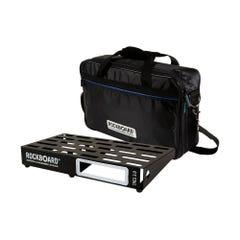 Warwick RockBoard TRES 3.0 Pedalboard w/Gig Bag