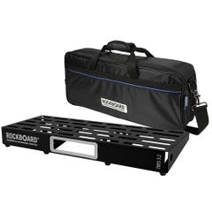 Warwick RockBoard TRES 3.2 Pedalboard w/Gig Bag