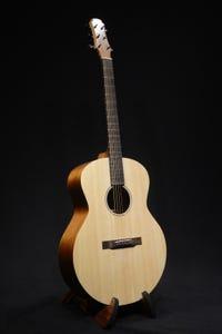 Maestro Project X X1-RA Raffles Acoustic Guitar w/Gigbag
