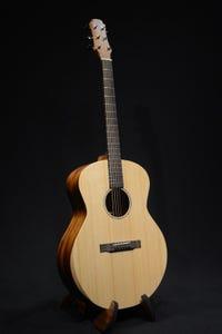 Maestro Project X X1-RA+ Raffles Acoustic Guitar w/Armrest + Gigbag
