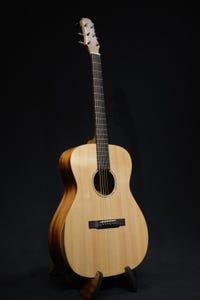 Maestro Project X X1-VI+ Victoria Acoustic Guitar w/Armrest + Gigbag