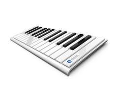 Artesia Pro X-Key AIR X25 BT Bluetooth Keyboard Controller