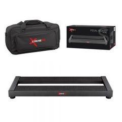 Xtreme Pro Pedal Board w/Bag - Small (XPB3715)