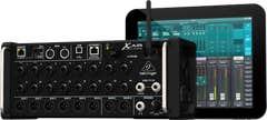 Behringer XR18 X-AIR Rackmount Wireless Digital Mixer w/Tablet Control