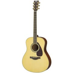 Yamaha LL6M-NT Acoustic/Electric Guitar - Natural