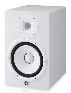 Yamaha HS8 Powered Studio Monitor (Single) - White