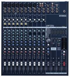 Yamaha EMX5014C 2x500W Powered Mixer