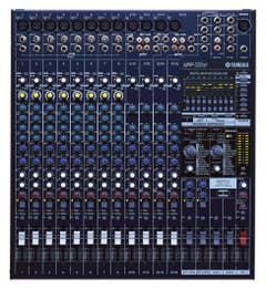 Yamaha EMX5016CF 2x500W Powered Mixer