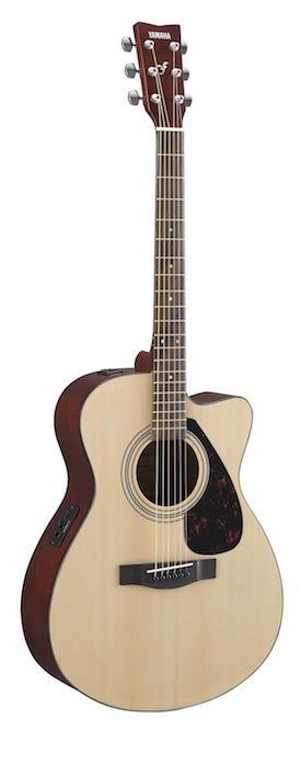 Yamaha FSX315C Folk Acoustic/Electric Guitar