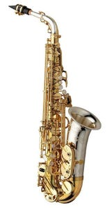 Yanagisawa Alto Saxophone AW033 - Sterling Silver Bell and Neck