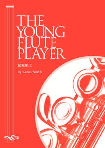 YOUNG FLUTE PLAYER BK 2 / KAREN NORTH