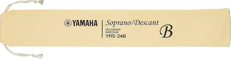 Yamaha YRS24B Descant Recorder (YRS-24B)