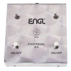 Engl Z-4 Dual Button Footswitch (EN-Z4)