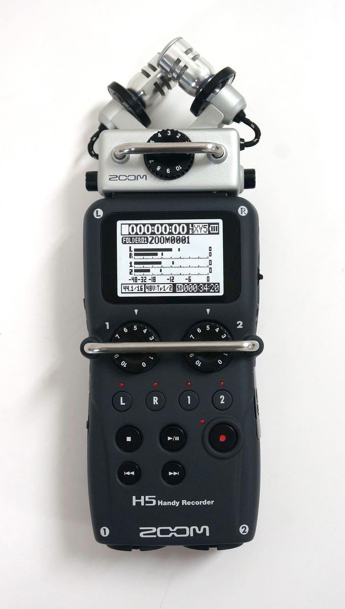 Zoom H5 Handy Recorder