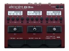 Zoom B3n Bass Multi-Effects Pedal