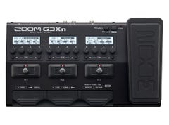 Zoom G3XN Guitar Multi Effects & Amp Simulator w/ Expression Pedal