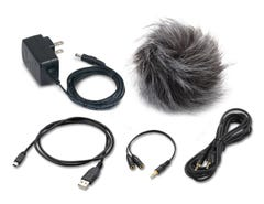 Zoom Accessory Kit for H4N Pro recorder