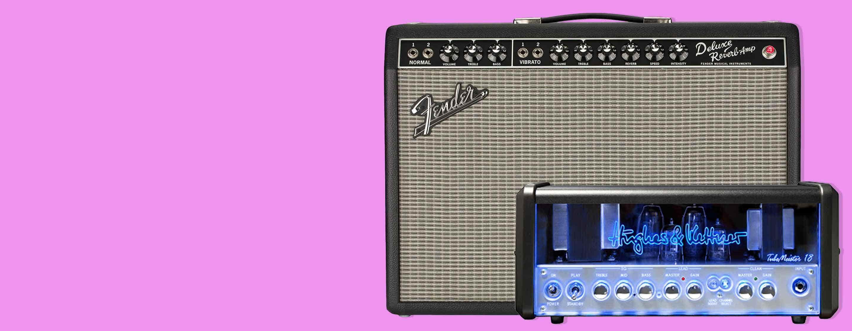Tube vs. Solid State Amps